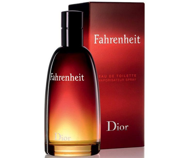 Christian Dior Fahrenheit фото