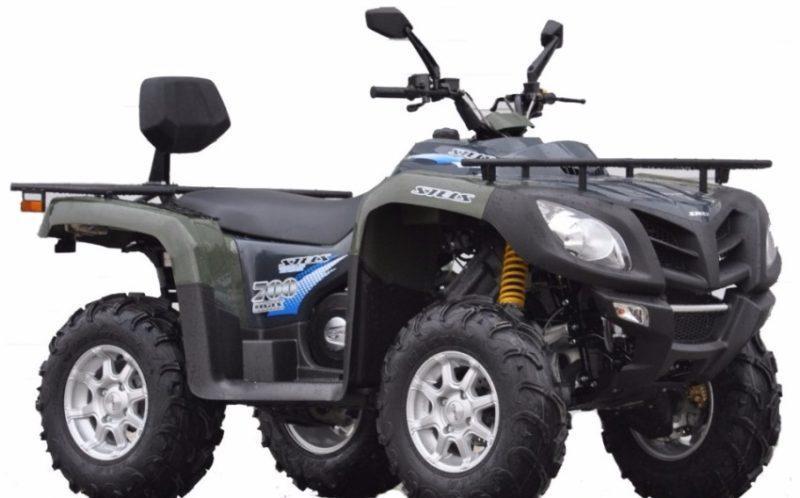Stels ATV700D фото