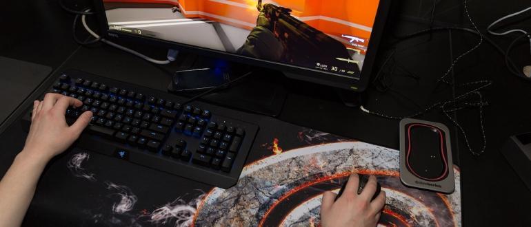 ТОП-9 кращих ігрових клавіатур 2019 року