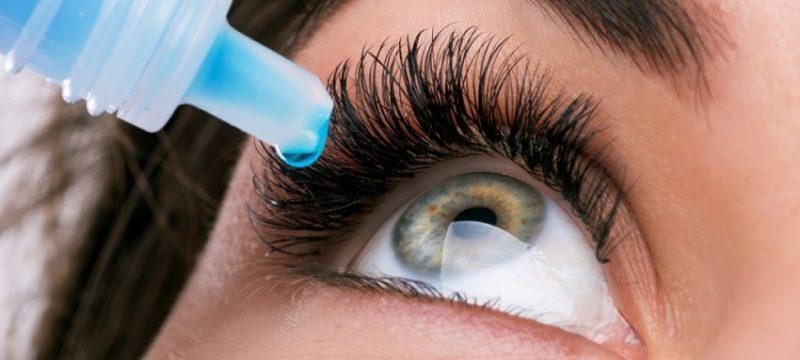 Як вибрати очні краплі