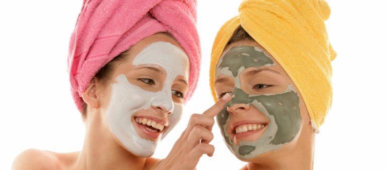 Вибираємо кращу маску для обличчя