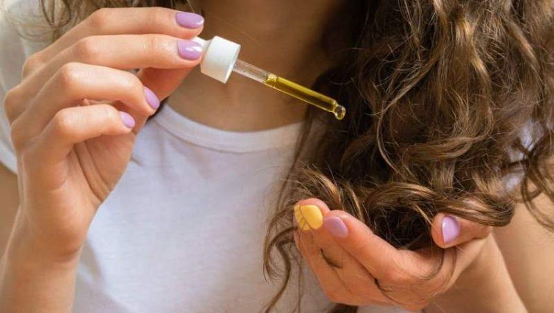Вибираємо краще масло для волосся правильно