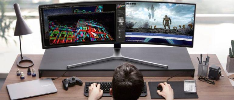 Вибираємо комп'ютерний монітор для ігор