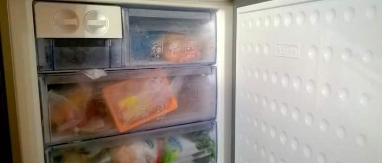 Правильний вибір морозильної камери