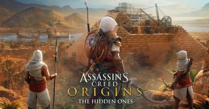Assassin's Creed Origins: The Hidden Ones фото