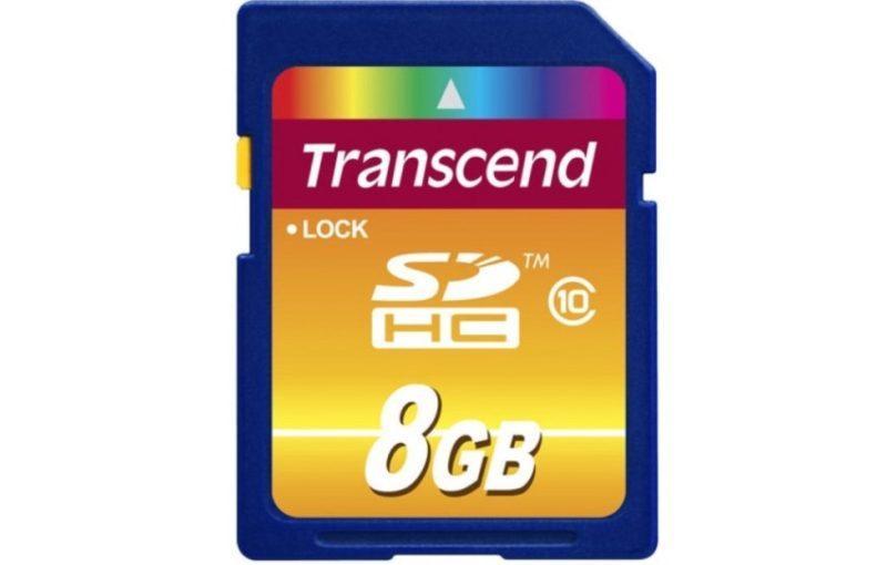 Transcend TS*SDHC10 фото