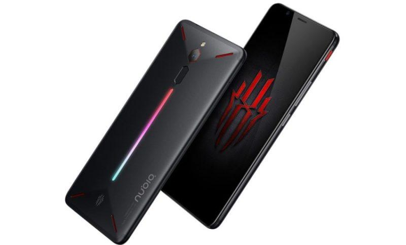 ZTE Nubia Red Magic фото