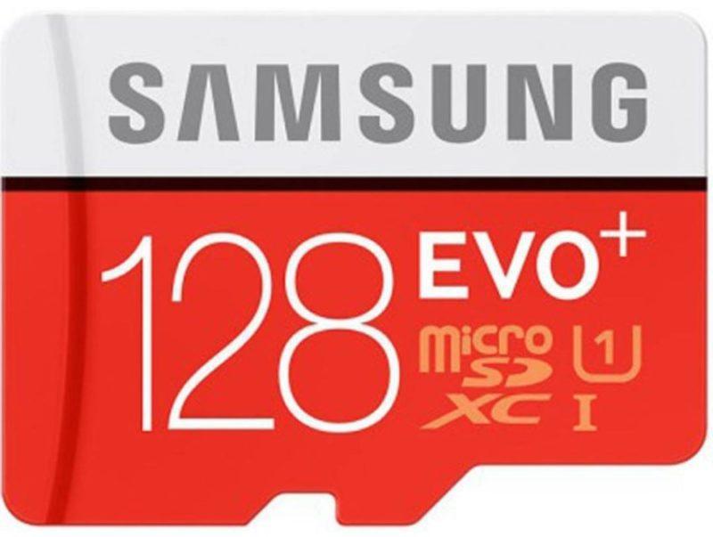 Samsung microSDXC EVO Plus 80MB / s фото