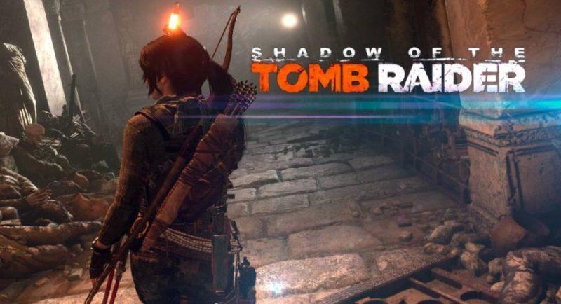 Shadow of the Tomb Raider фото