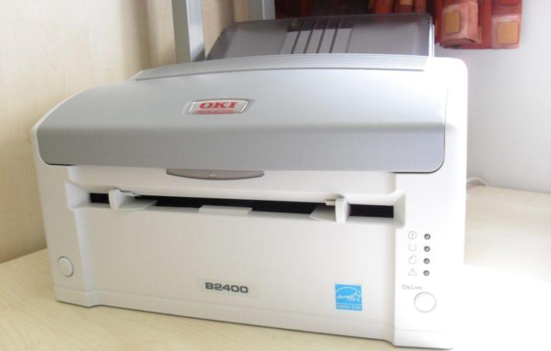 світлодіодній принтер