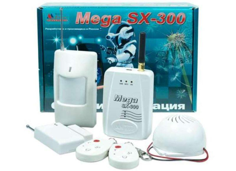 Mega SX-300R Radio фото