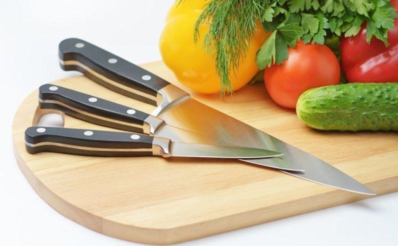 Вибираємо кухонний ніж правильно