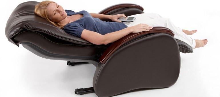 Вибираємо масажне крісло