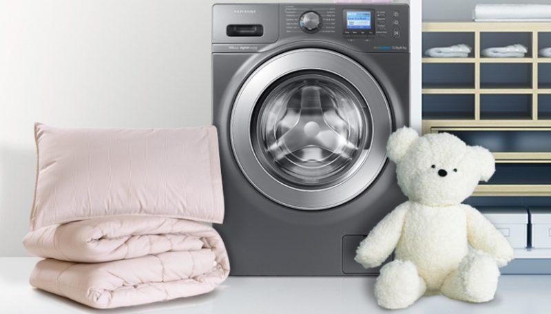 Як вибрати пральну машину з сушкою?