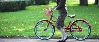 Велосипед міський - вибираємо правильно