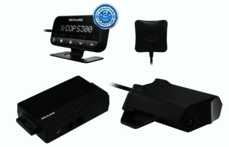 Neoline X-COP S300 фото