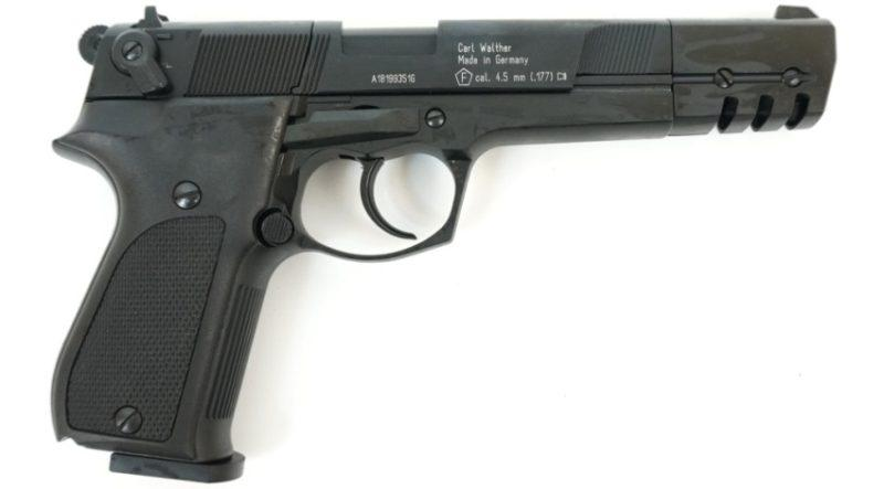Umarex Walther CP88 Competition фото