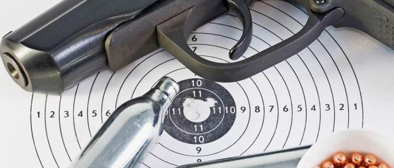 ТОП 10 кращих пневматичних пістолетів року
