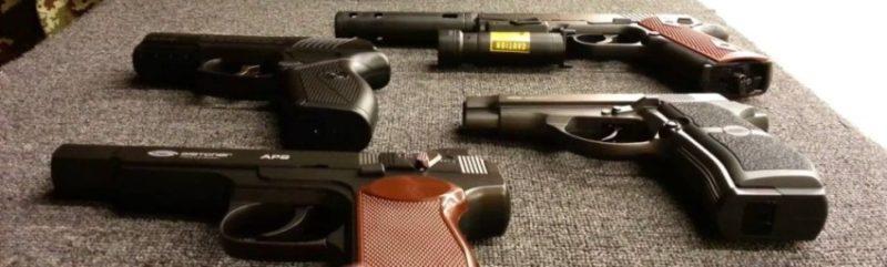 Вибираємо правильний пістолет пневматичний