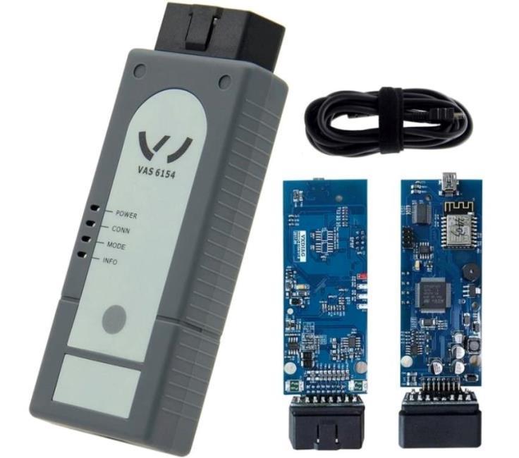 VAS 6154 Wi-Fi ODIS 4.3.3 фото