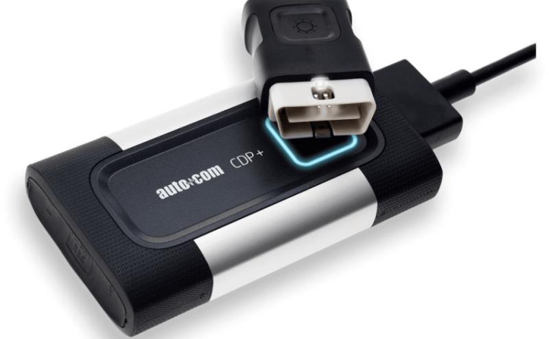 Delphi TCS CDP + USB + Bluetooth фото