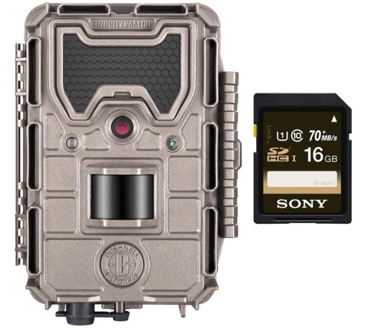 Bushnell Trophy Cam HD Aggressor 20MP No-Glow фото