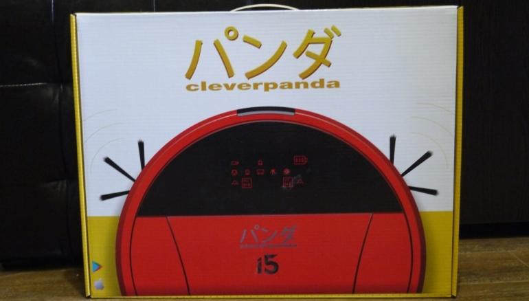 Японський робот пилосос cleverPANDA i5 - повний огляд гібридного робота-пилососа