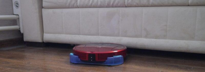 cleverPANDA i5 і диван