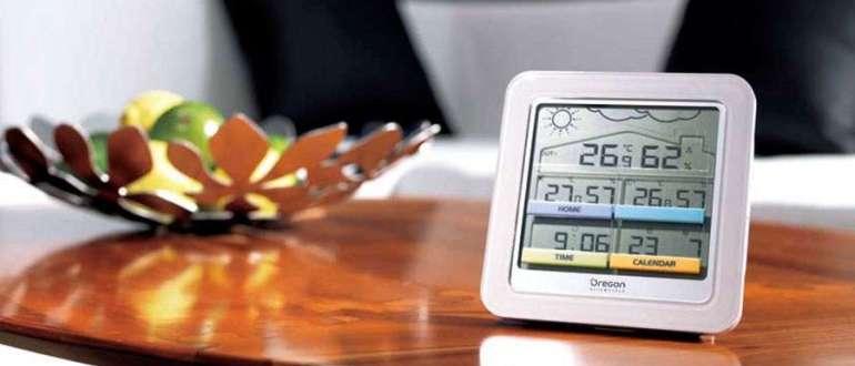 Топ- 9 кращих домашніх метеостанцій