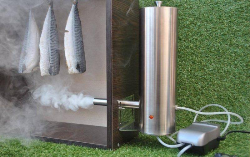 Вибираємо найкращий генератор для холодного копчення