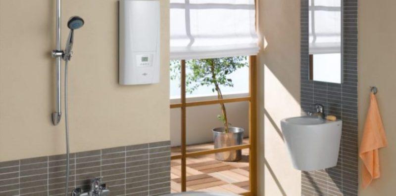 ТОП 10 кращих електричних проточних водонагрівачів року