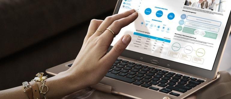 ТОП 10 кращих планшетів з клавіатурою