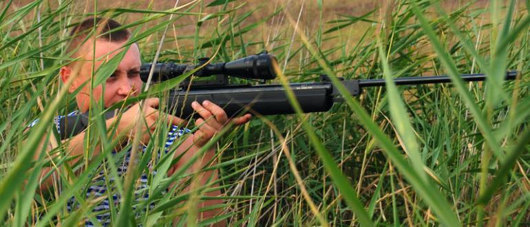ТОП 10 кращих пневматичних гвинтівок, вибираємо пневматику для полювання