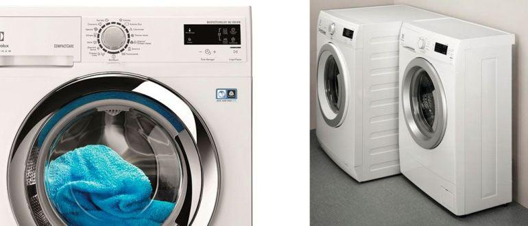 Топ- 8 кращих вузьких пральних машин