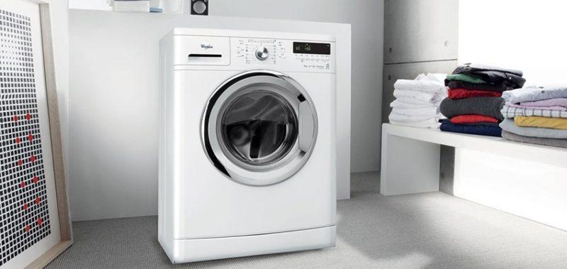 Як вібрато вузьких пральну машину