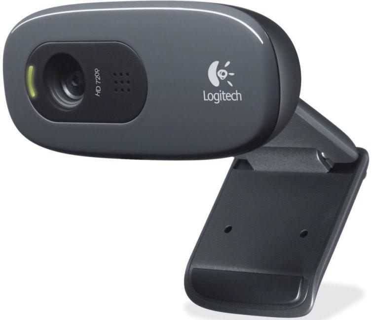 Logitech HD Webcam C270 фото