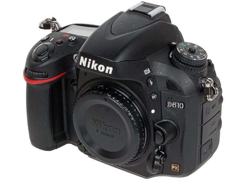 Nikon D610 Body фото