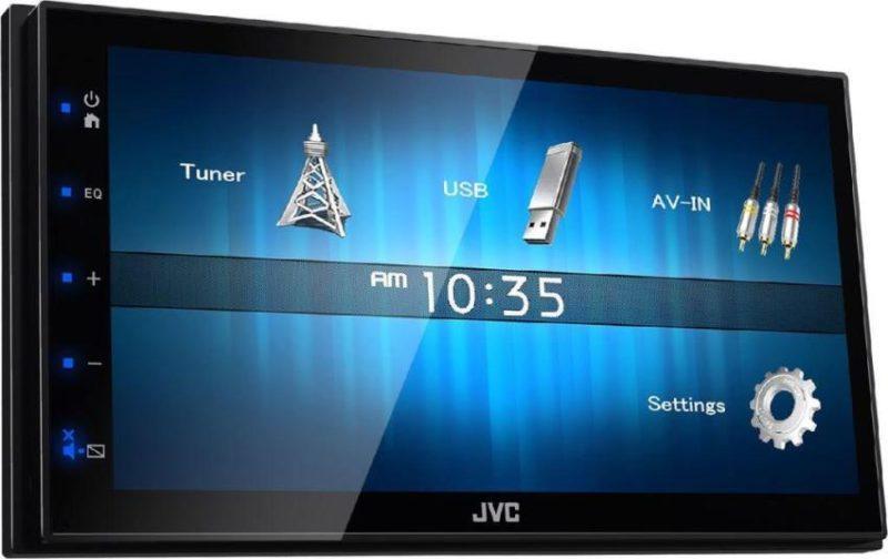 JVC KW-M14 фото