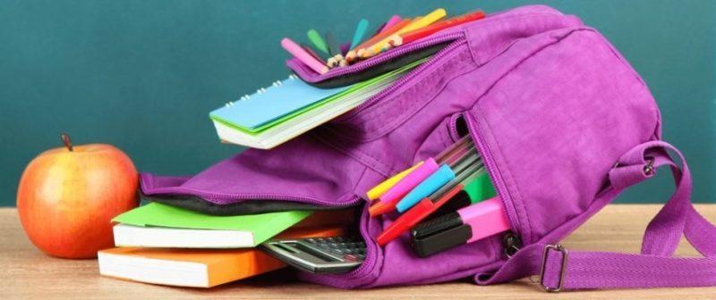 Вібіраємо шкільний рюкзак правильно