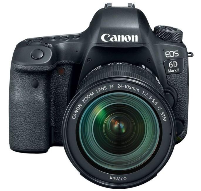 Canon EOS 6D Mark II Kit