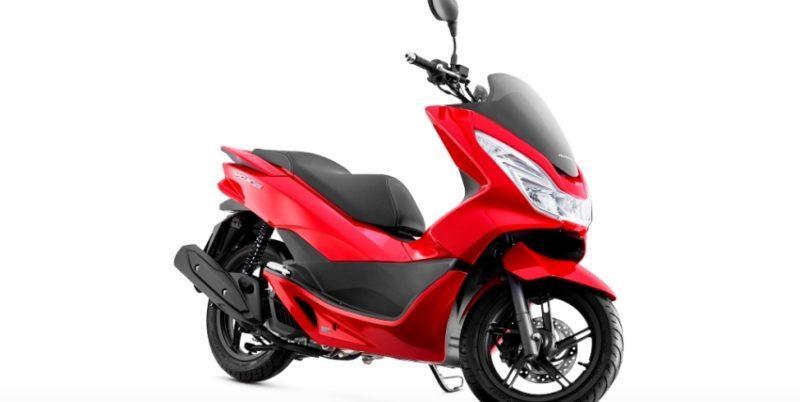 Honda PCX-150 фото