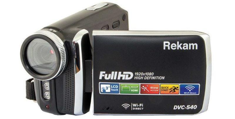 Rekam DVC-540 фото