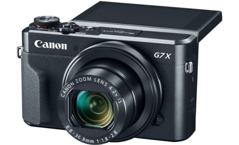 Canon PowerShot G7X Mark II фото