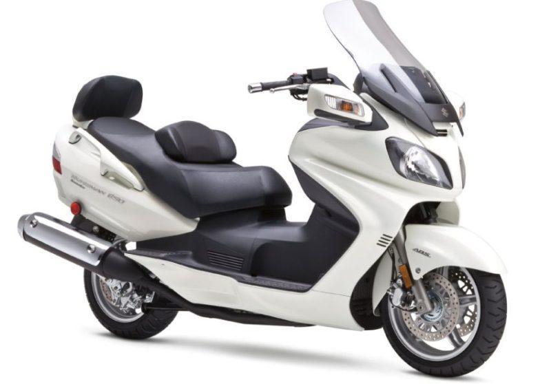 Suzuki Burgman 650 фото