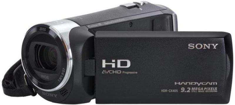 Sony HDR-CX405 фото