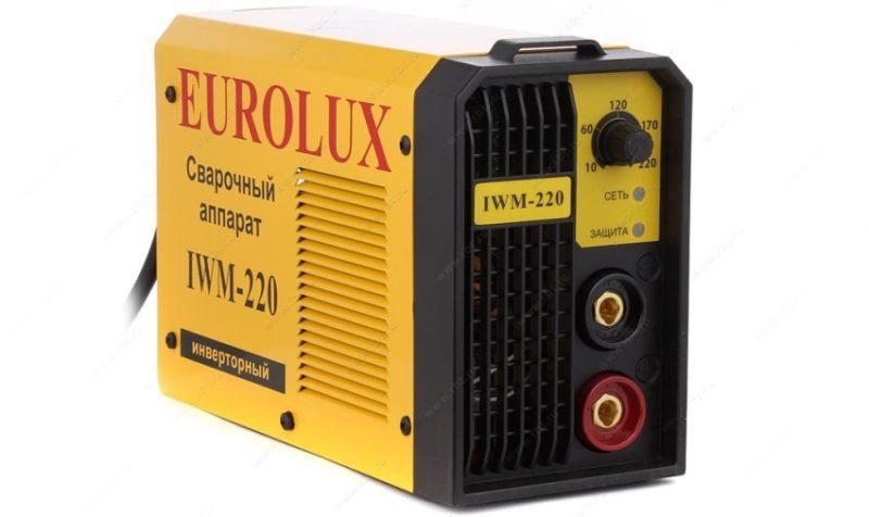 Eurolux IWM-220 фото