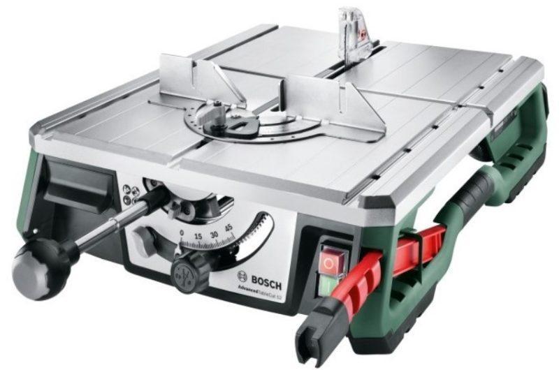 Bosch AdvancedTableCut 52 фото