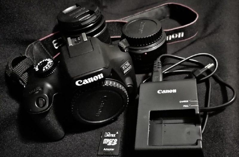 Фотоапарат Canon - кращі моделі