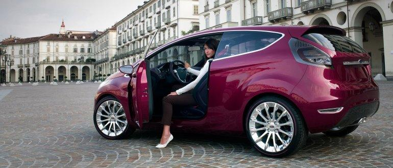 Вибираємо хороший жіночий автомобіль