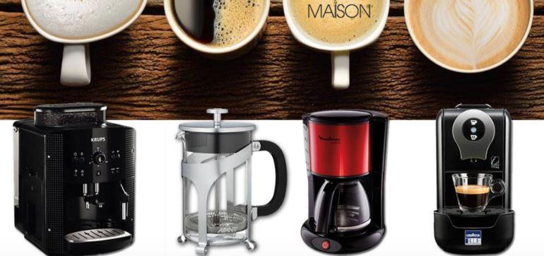 Вибираємо хорошу кавоварку
